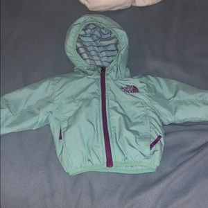 0-3 month north face